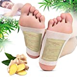Coxeer Foot Pads,Relief Foot mat Natural Cleansing Foot Care Pad with 100 Adhesive Sheet for Better Sleep,Anti-Stress...