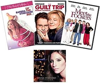 Ultimate Barbra Streisand Comedy DVD Collection + Bonus CD: Up the Sandbox / The Guilt Trip / Meet the Fockers + Barbra Streisand