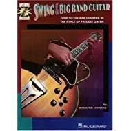 Swing and Big Band Guitar [With CD] by Charlton Johnson (1-Jan-1998) Paperback
