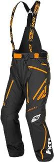 FXR Mens Mission X Pant (Black/Orange, X-Large)
