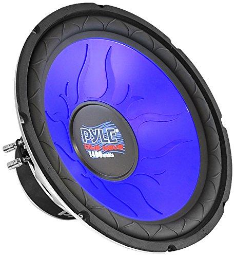 Pyle pl1090bl 25,4cm 1000W DVC Subwoofer