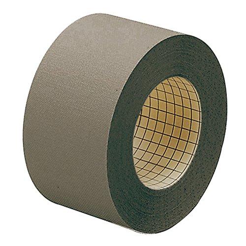 プラス 製本テープ 紙クロステープ AT-050JC ダークグレー 50mm×12m 43-723