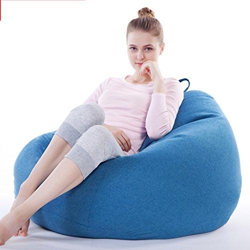 Chambre à coucher Simple confortable Lazy Sofa110*90cm ( Couleur : B , taille : 110*90cm )