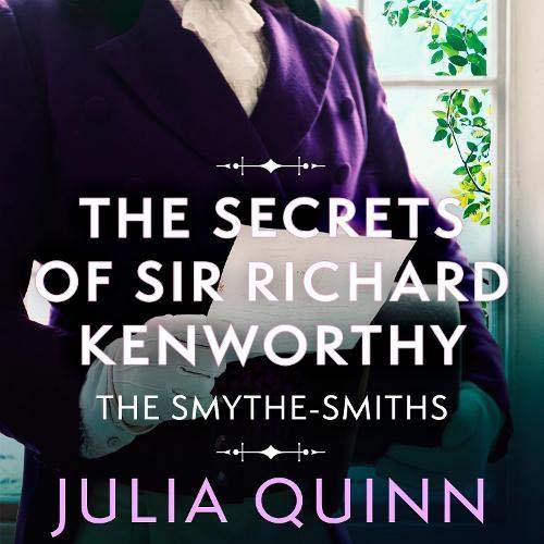 The Secrets of Sir Richard Kenworthy cover art