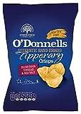 ODonnells Salt & Vinegar Crisps (20 x 50g)
