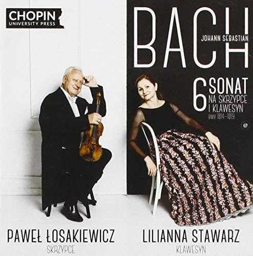 Bach: 6 Sonat Na Skrzypce I Klawesyn Obbligato BWV 1014-1019