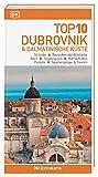 Top 10 Reiseführer Dubrovnik & Dalmatinische Küste: mit Extra-Karte zum Herausnehmen