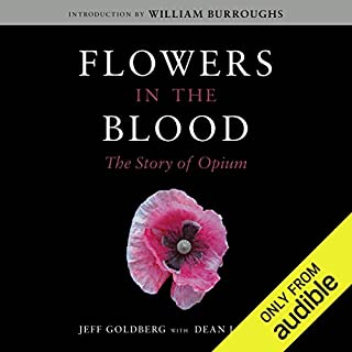 Flowers in the Blood audiobook cover art