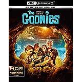 (初回限定生産)グーニーズ 日本語吹替音声追加収録版 (4K ULTRA HD & HDデジタル・リマスター ブルーレイセット)(2枚組)[4K ULTRA HD + Blu-ray]