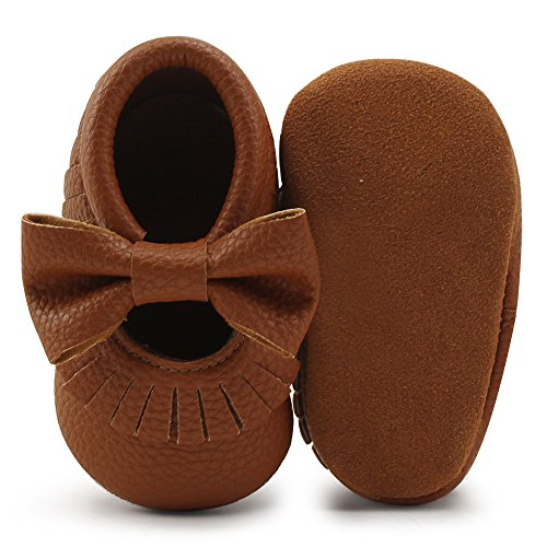 Baby Brown Boots