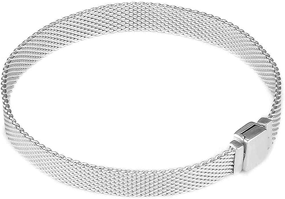 Long-awaited XYKX 2021 Max 69% OFF Autumn Silver 925 DI Bracelets Women Reflections
