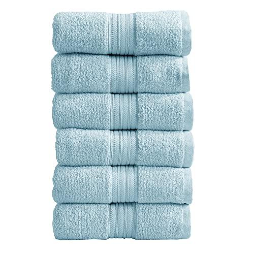 Great Bay Home - Toallas de baño 100% algodón. Toallas de baño absorbentes de secado rápido. Colección Cooper.