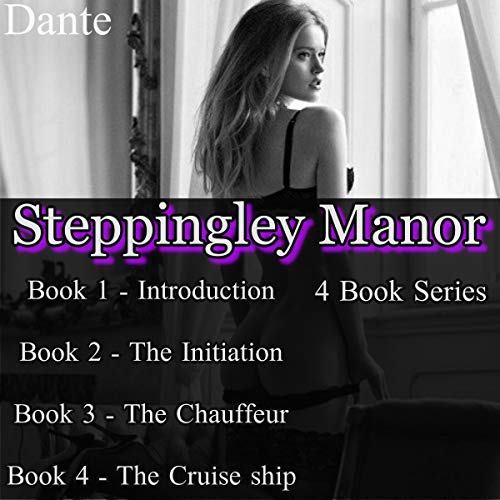 Steppingley Manor: Four Book Series cover art