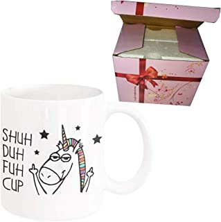 XOXOOR Hallmark Christmas Movie Mug - Let's Bake Stuff Drink Hot Cocoa and Watch Hallmark, 11 oz Christmas Movies Mug Funny Xmas Gift With Christmas Gift Box for Women Men Kids Mom Dad Friends (2)
