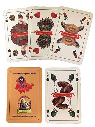 Spielkartenfabrik Altenburg GmbH (ASS) Thüringer Wurschtblatt