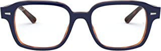 Men's Rx5382 Square Prescription Eyeglass Frames