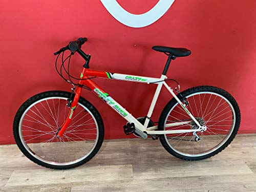 SCHIANO Bici Bicicletta MTB Boy Crazy Bike 26 18V