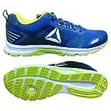 Reebok Ahary Runner, Zapatillas de Running para Hombre, Azul (Blue Slate/Lemon Zest Blue Slate/Lemon Zest), 41 EU