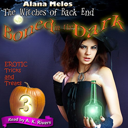 Boned in the Dark audiobook cover art