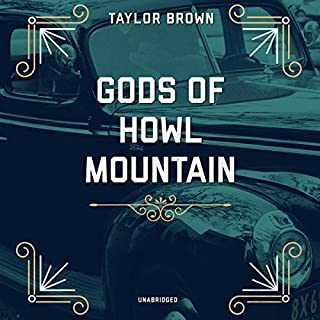 Gods of Howl Mountain audiobook cover art