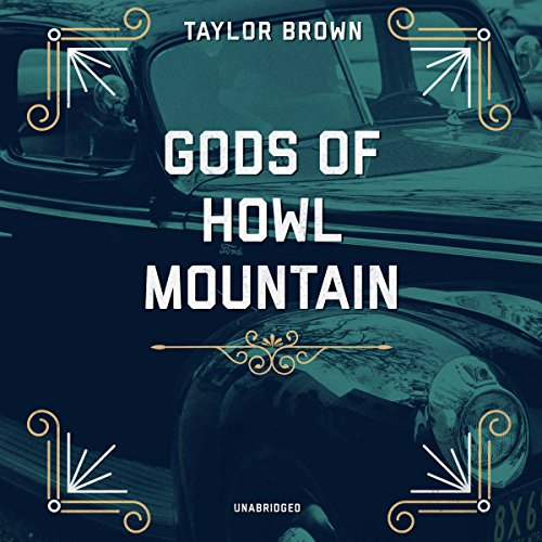 Gods of Howl Mountain cover art