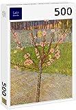 Lais Puzzle Vincent Willem Van Gogh - Melocotonero en Flor 500 Piezas