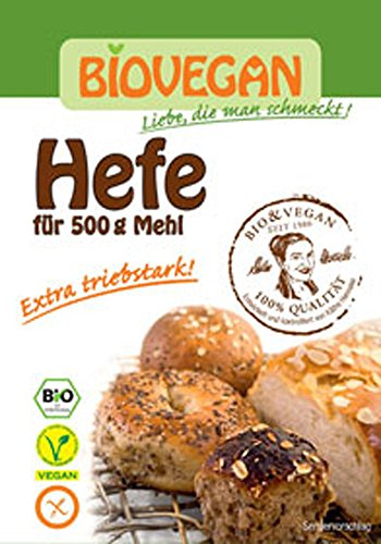 5-SET yeast (yeast, dried) 9g organic Setgan