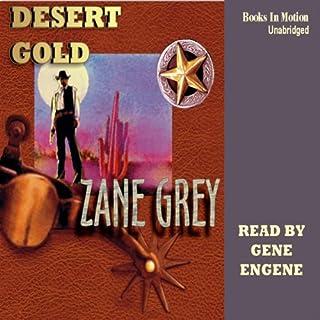 Desert Gold cover art