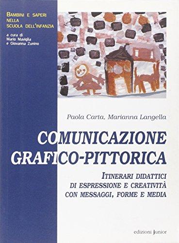 Comunicazione, grafico, pittorico. Itinerari didattici di espressione e creatività con messaggi, forme e media
