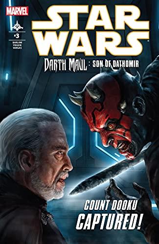 Star Wars: Darth Maul - Son of Dathomir (2014) #3 (of 4) (English Edition)