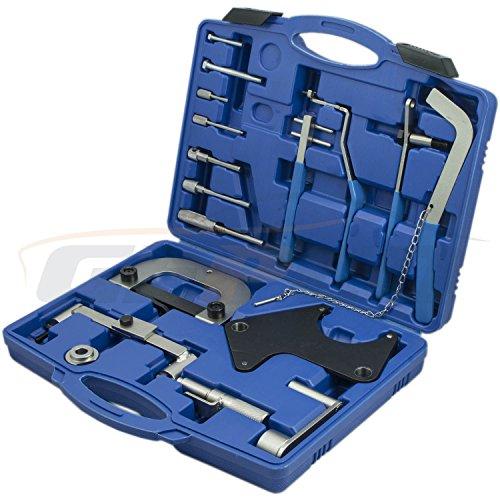 Zahnriemenwerkzeug 15 tlg. Spezial Werkzeug Zahnriemen Wechsel