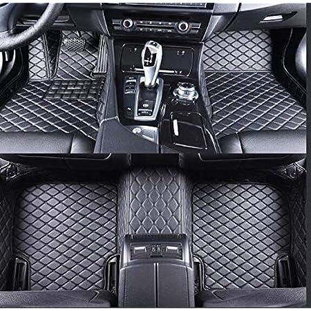 Car Floor Mat Carpet Scuff Guard Foot Rest Pedal Plate Pad for Mazda CX-30 2020-2021 Momoap