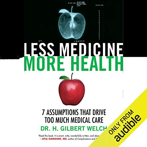 Less Medicine, More Health Titelbild