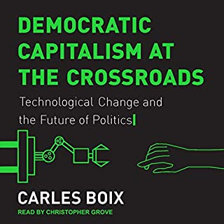 Democratic Capitalism at the Crossroads cover art