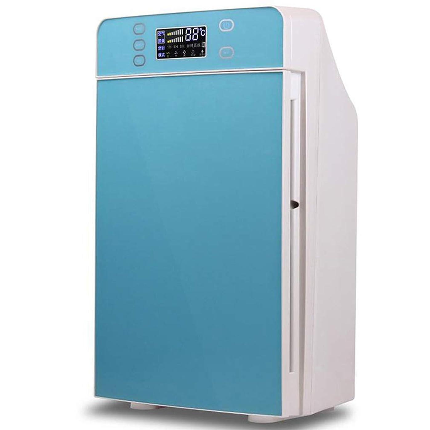 作動するドロー溶かす知的な 空気清浄機、アレルギー、花粉、カビ、ペットのふけ、細菌およびタバコの煙、LEDディスプレイ、 コンパクト