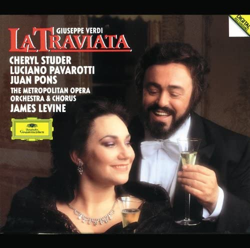 Metropolitan Opera Orchestra, James Levine & Giuseppe Verdi