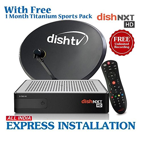 Dish TV: Buy Dish TV Online at Best Prices in India - Amazon in