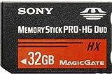 Sony MSHX32G - Flash Speicher