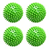 WIFUN 4 Pieces Green Dryer Balls...
