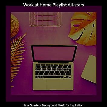 Jazz Quartet - Background Music for Inspiration