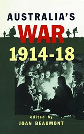Australias War 1914-18 by Joan Beaumont (3-Jan-1995) Paperback