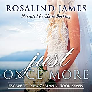 Just Once More                   Written by:                                                                                                                                 Rosalind James                               Narrated by:                                                                                                                                 Claire Bocking                      Length: 5 hrs and 37 mins     Not rated yet     Overall 0.0