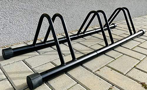 Fahrradparkplatz für bis zu 3...
