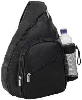 حقيبة ظهر كروس بنمط حقائب الظهر من ديفيد كينج آند كو.
