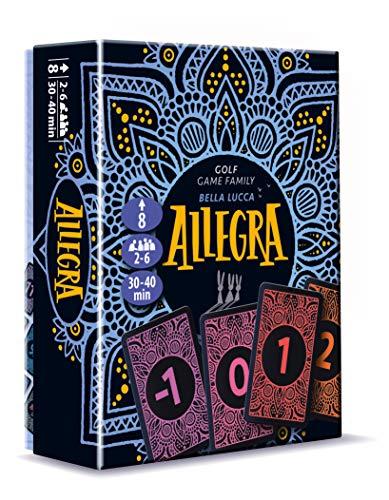 Drei Hasen in der Abendsonne GmbH 032 ALLEGRA spannendes Kartenablegespiel