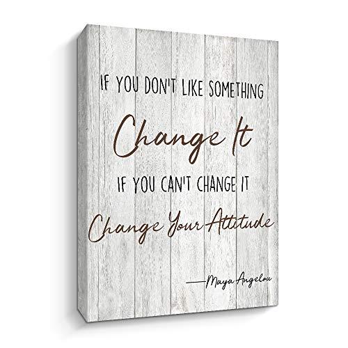 Maya Angelou Quotes Wall Art Motivationa Buy Online In El Salvador At Desertcart