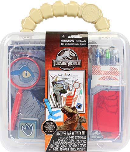 Tara Toys Jurassic World Dino Discovery Lab, Multi (58804)