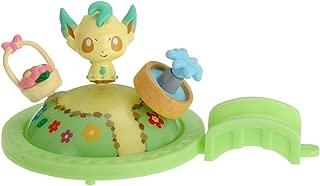 Takara Tomy Pokemon PPS-16 Pita Poke Leafeon (Japan Import)