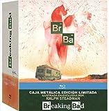 Breaking Bad Temporada 1-6 Metalico [Blu-ray]