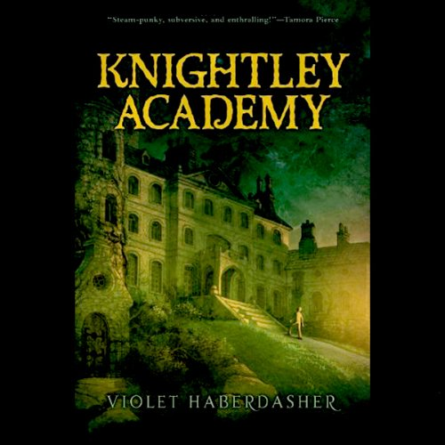 Knightley Academy audiobook cover art